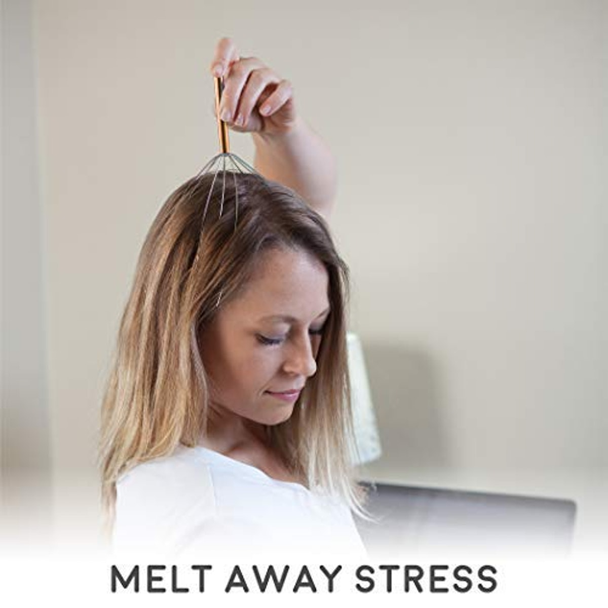 Body Back Scalp Massager