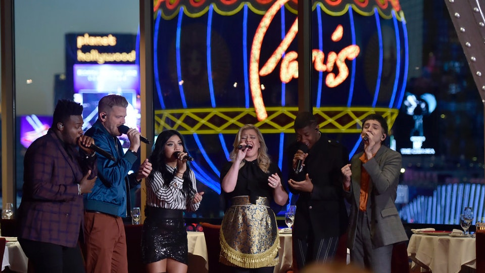 Pentatonix Christmas Special.Who Will Be Performing On The Pentatonix Not So Silent