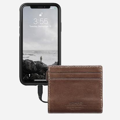 Slim Charging Wallet