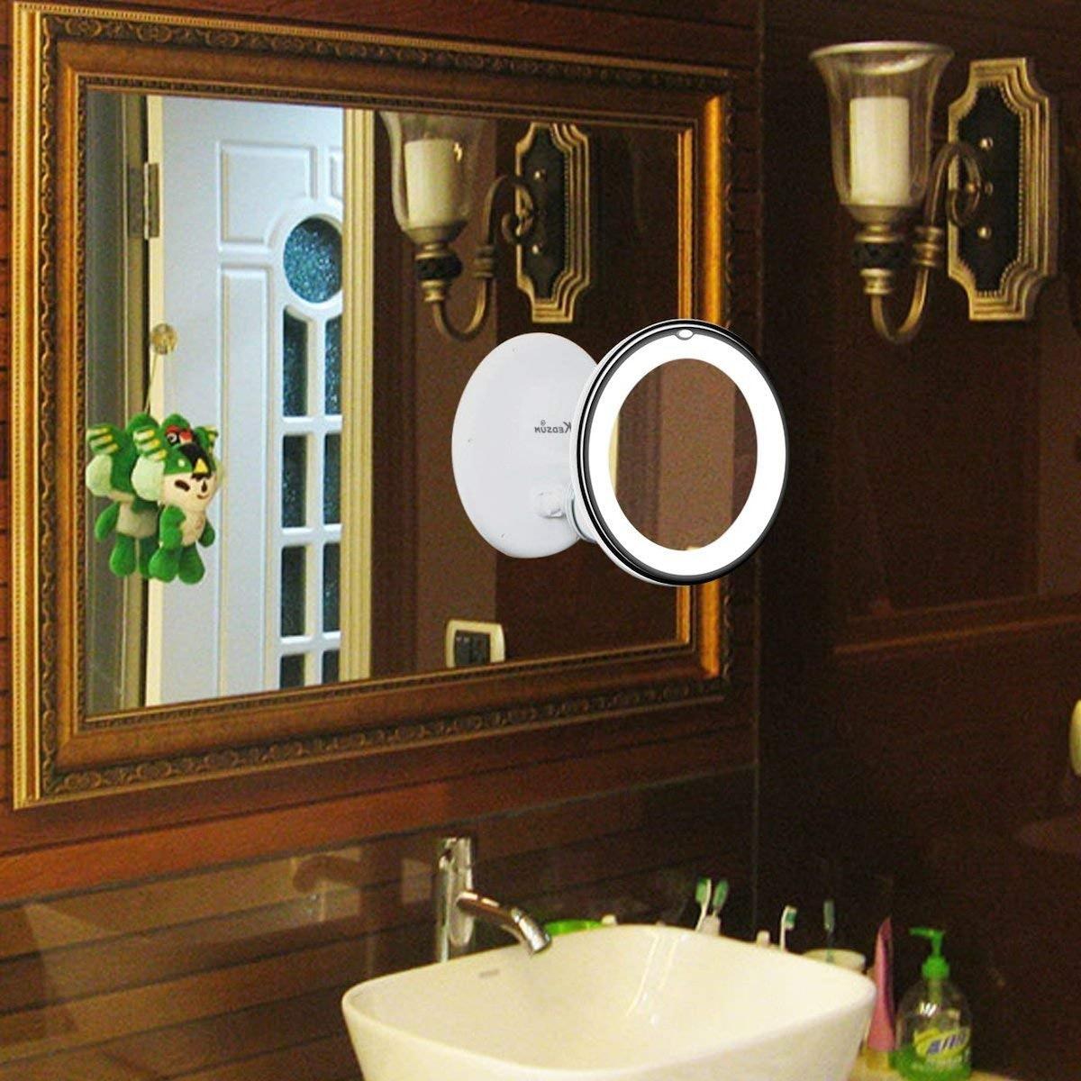 KEDSUM Magnifying LED Makeup Mirror