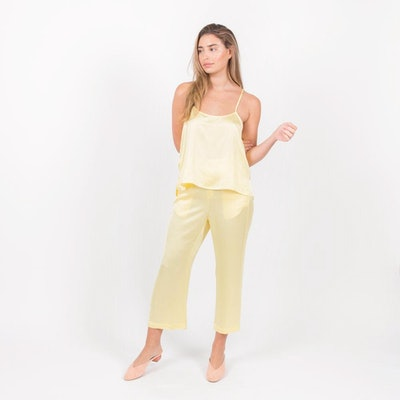 No Plans The Track Pant & Camisole