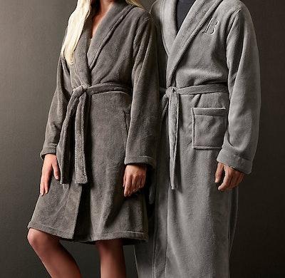 Luxury Plush Long Robe
