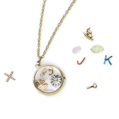 Medium Round Locket