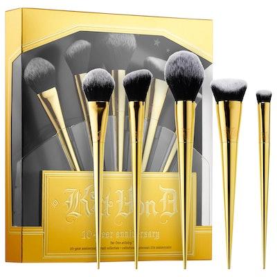 10th Anniversary Brush Set