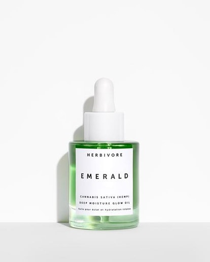 Emerald Cannabis Sativa Hemp Seed Deep Moisture Glow Oil