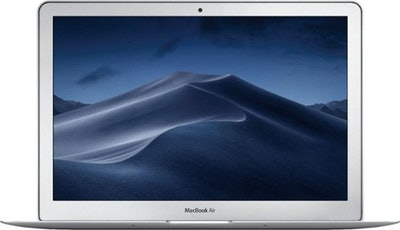 "Apple - MacBook Air - 13.3"" Display - Intel Core i5 - 8GB Memory - 128GB Flash Storage - Silver"