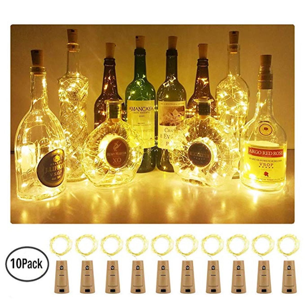 Aluan Wine Bottle Lights