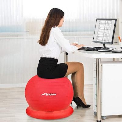 Trideer Exercise/Yoga Ball Chair