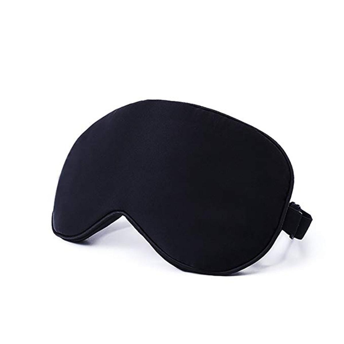 Natural Silk Sleep Mask And Blindfold