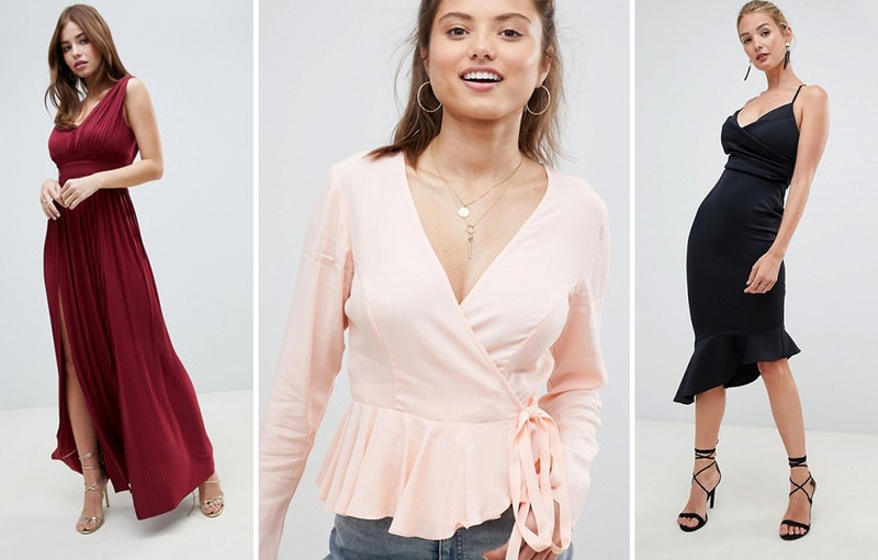 Flattering shirts for women with big boobs Asos Has Launched Clothing For Women With Big Boobs Here S All The Stuff You Ll Want To Snap Up