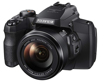 FinePix S1 16 MP Digital Camera with 3.0-Inch LCD