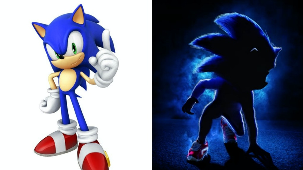 Sonic The Hedgehog >> The First Clip From The Sonic The Hedgehog Movie Is