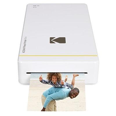 Mini Portable Mobile Instant Photo Printer - Wi-Fi & NFC Compatible