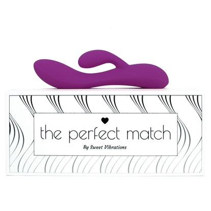 Sweet Vibrations The Perfect Match Vibrator