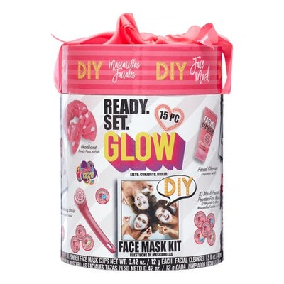 Onyx Professional Ready. Set. Glow. DIY Face Mask Gift Set