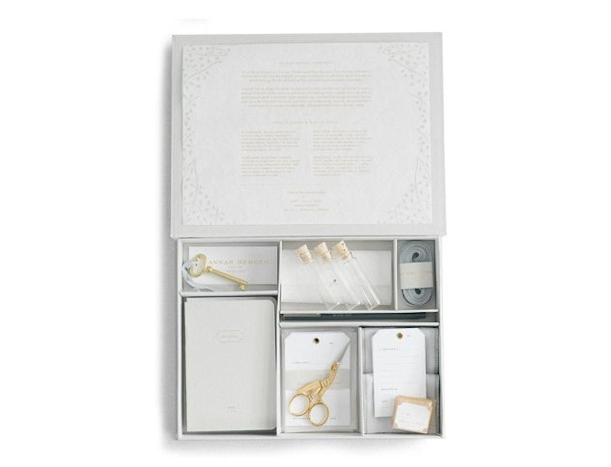 Catherine Wedding Kit, Gray