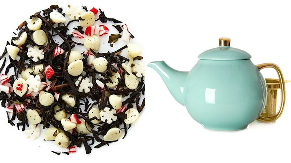 DAVIDsTEA's 2018 Holiday Collection Features The Best Sips For Every Wintertime Occasion