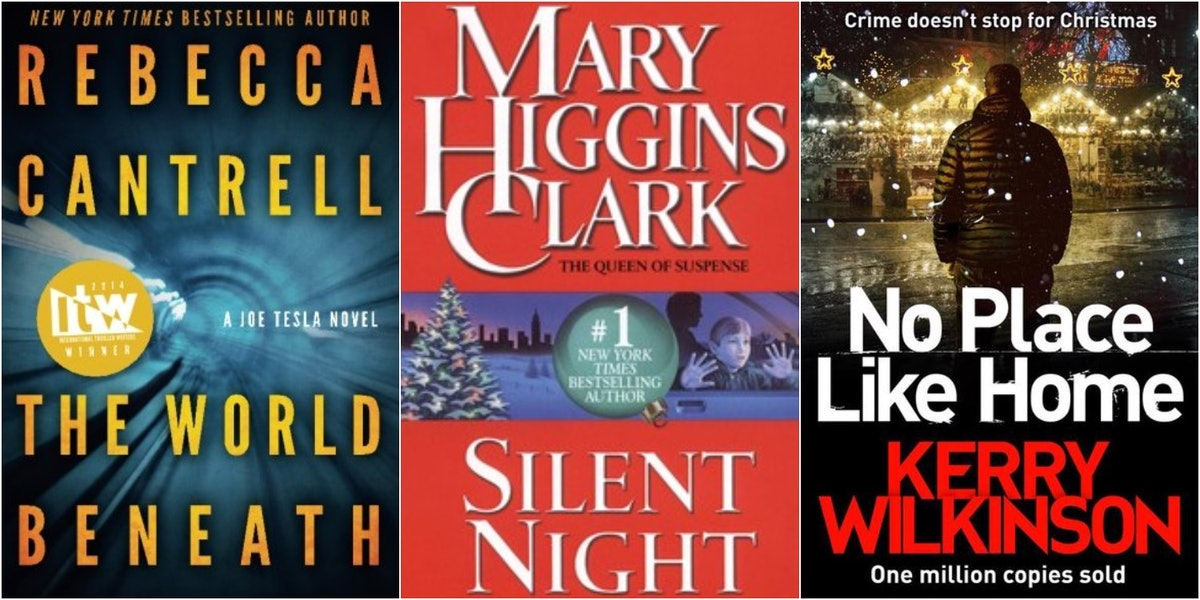 9 Holiday Mysteries & Thrillers For Readers Who Prefer Their Mistletoe With A Side Of Murder