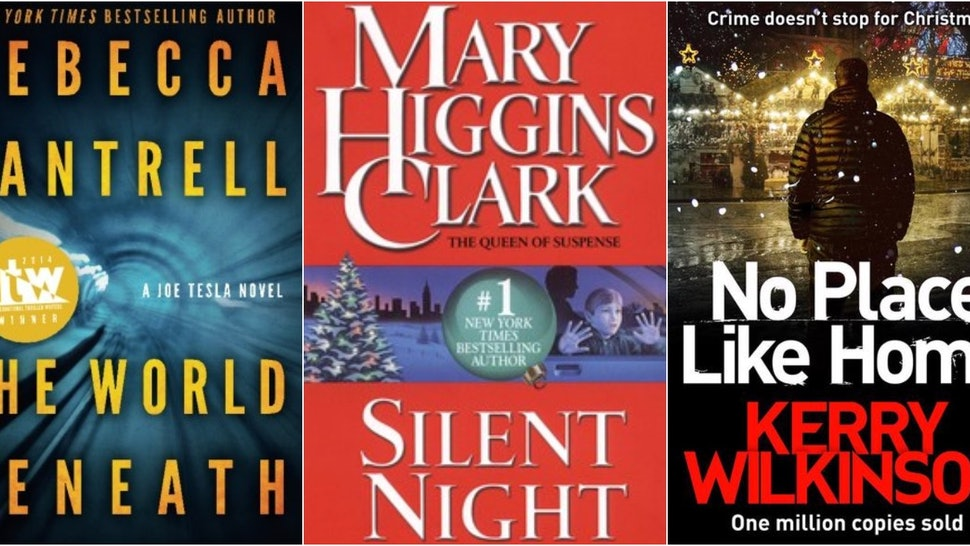 9 Holiday Mysteries Thrillers For Readers Who Prefer Their