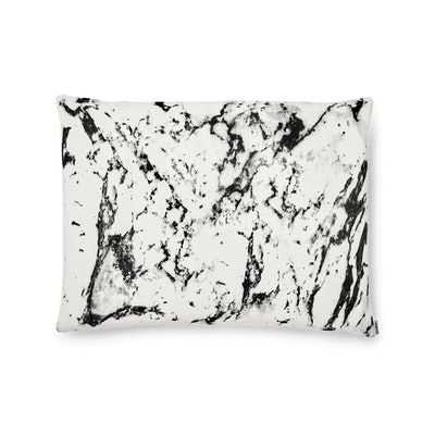 White Marble Silk Pillowcase