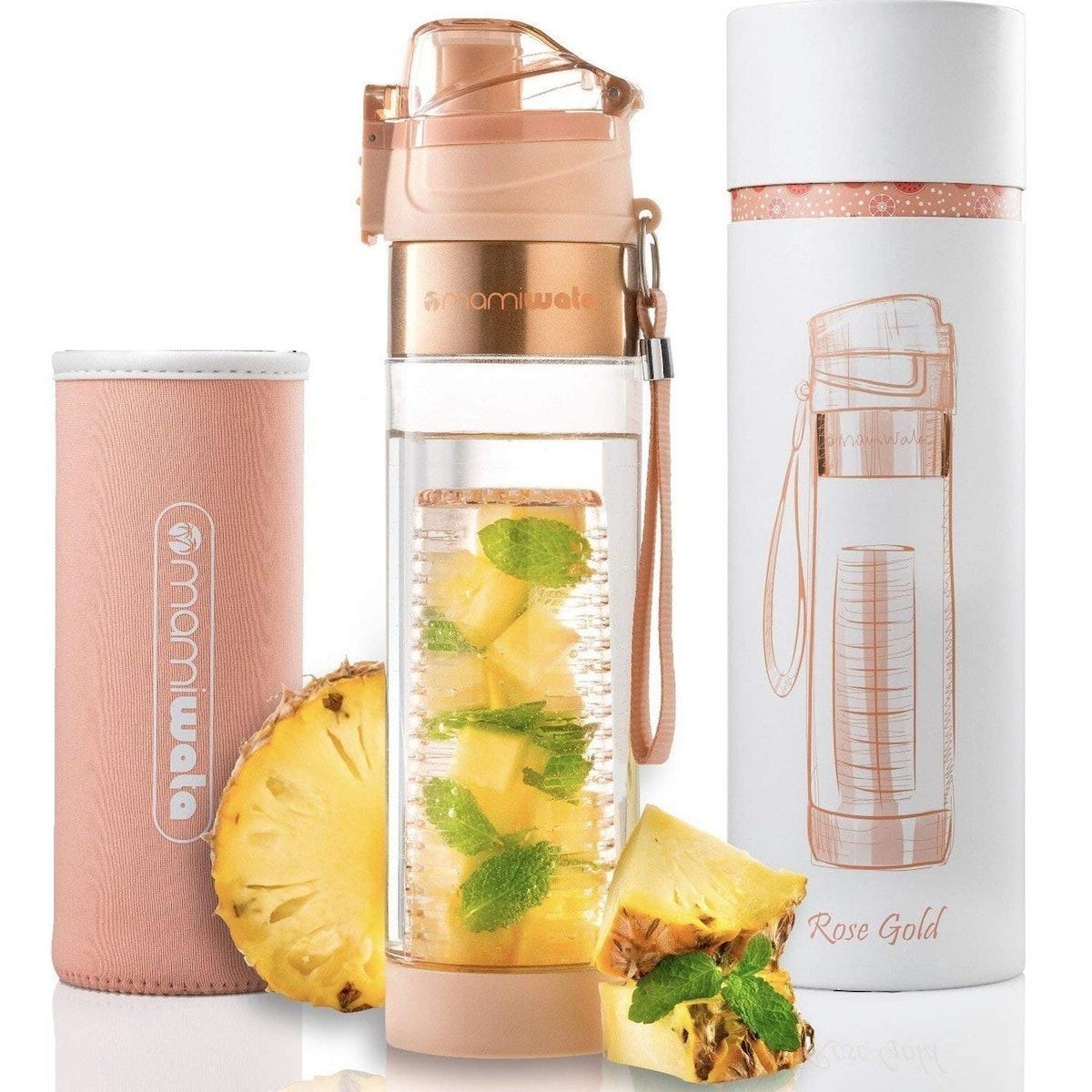 MAMI WATA Fruit Infuser Water Bottle