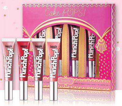 Benefit Cake POPS! Pink & Pretty Liquid Lipstick Set
