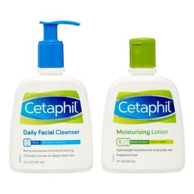 Cetaphil Healthy Skin Essentials