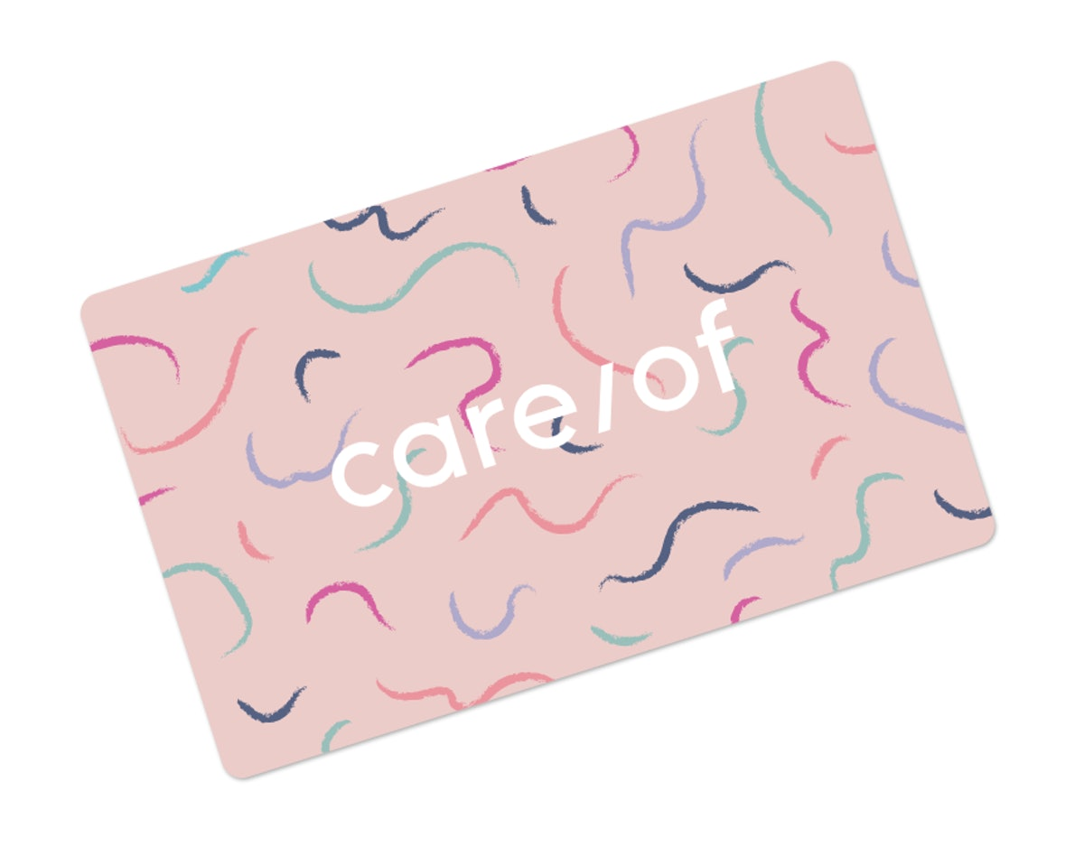 Care/Of Gift Card