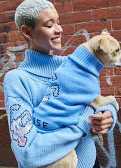 Pluto Dog Sweater
