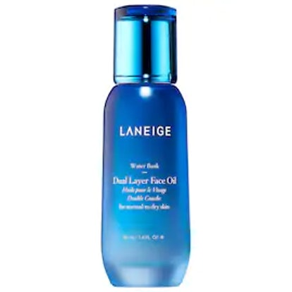 Water Bank Dual Layer Face Oil