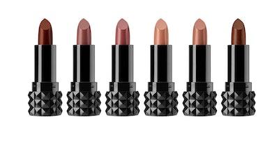 Kat Von D Best of Nudes Mini Studded Kiss Lipstick Set