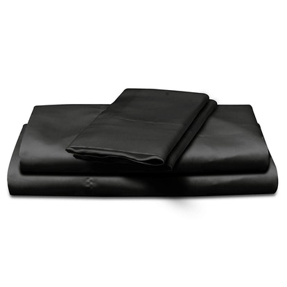 Natural Life Home 4-Piece Satin Sheet Set