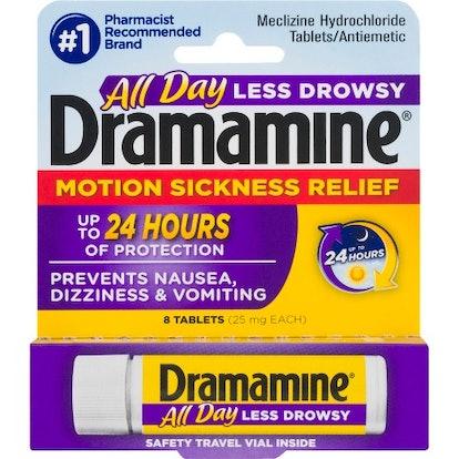 Dramamine Motion Sickness Tablets