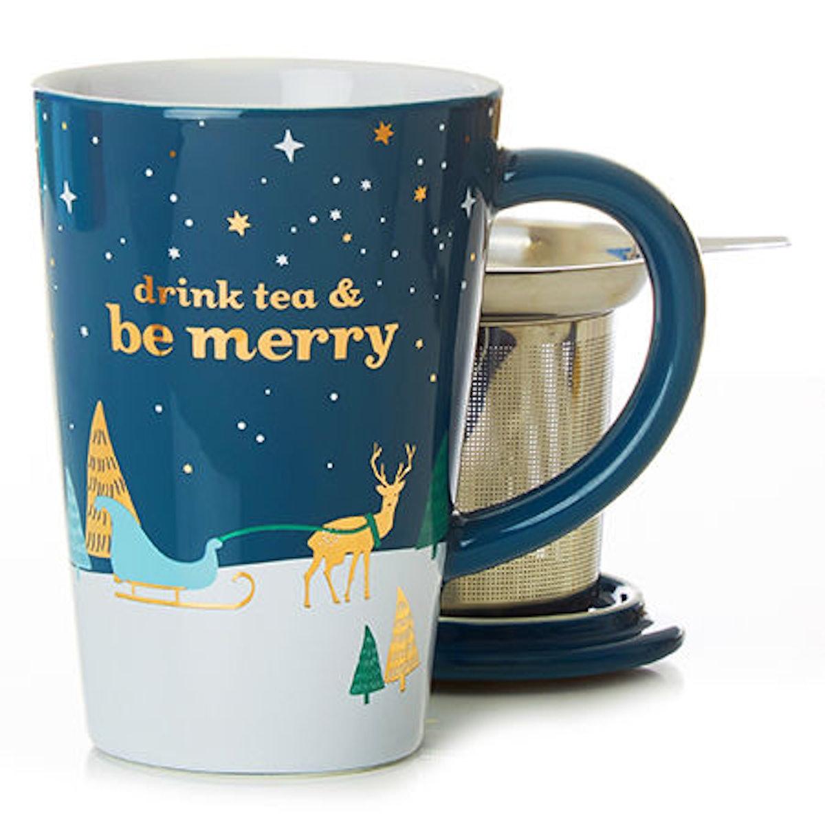 DAVIDsTEA Deep Tea Perfect Mug