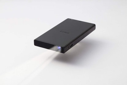 Portable Pico Projector, Pocket- Sized