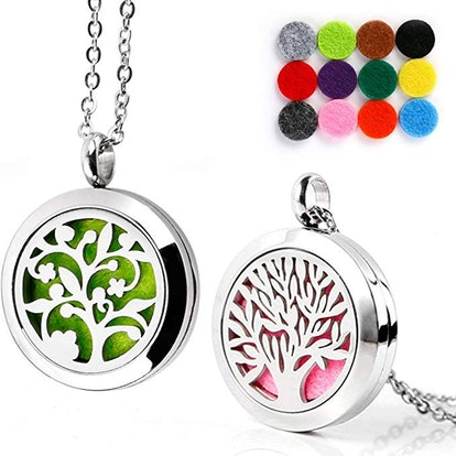 RoyAroma Essential Oil Diffuser Necklace