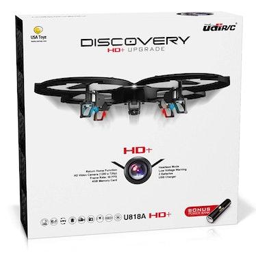 UDI U818A HD+ Discovery Drone
