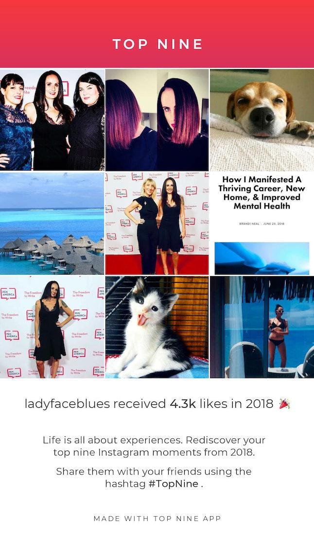 best nine 2019 instagram