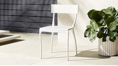 Midas White Dining Chair