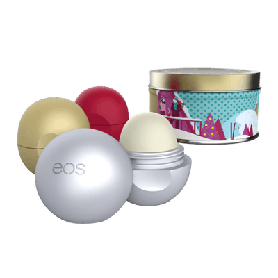eos Organic Limited Edition Holiday Collection Lip Balm
