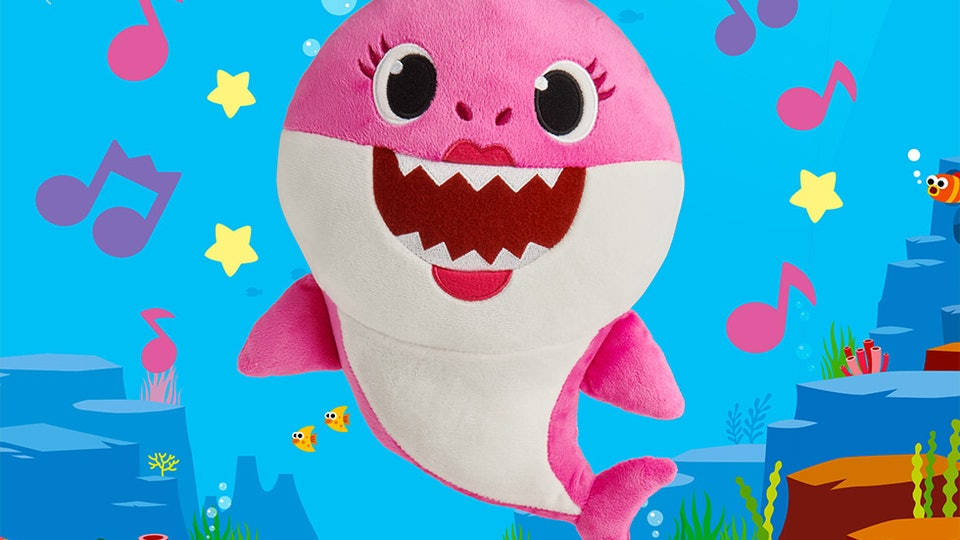 Where Did Baby Shark Come From Anyway Because You Know You