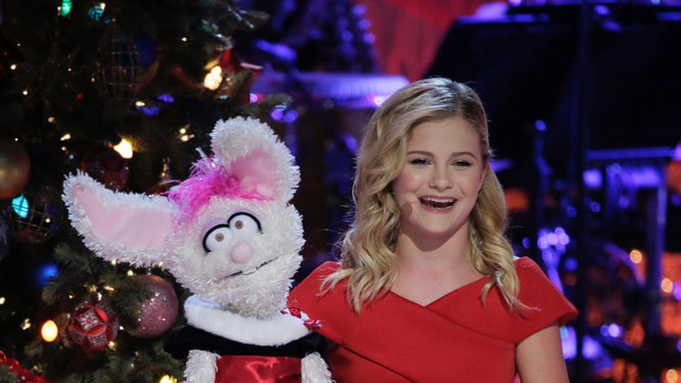 Agt Christmas Special 2019 What Time Is The Darci Lynne Christmas Special On NBC? The