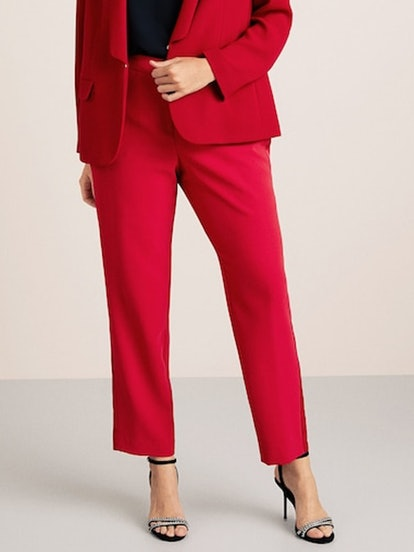 Flowy Suit Trousers