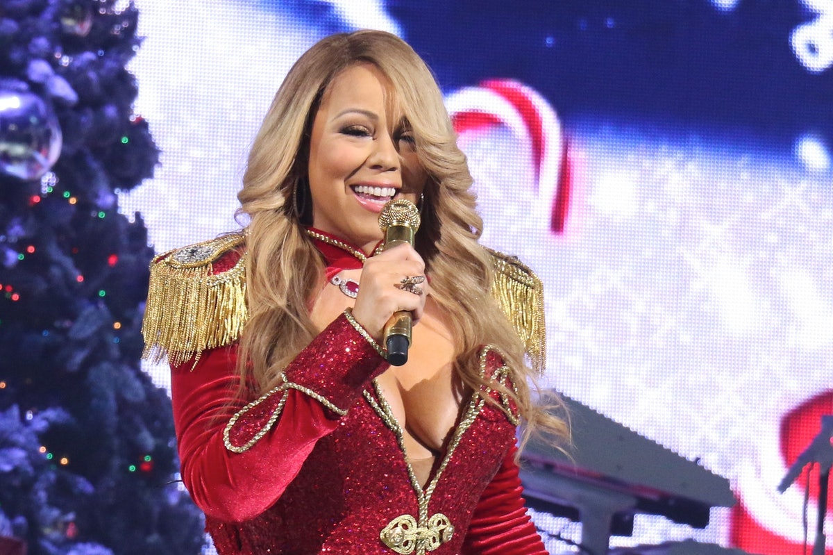 How Much Money Does Mariah Carey Make At Christmas? Her Festive Hit Earns An Impressive Annual Pay Check