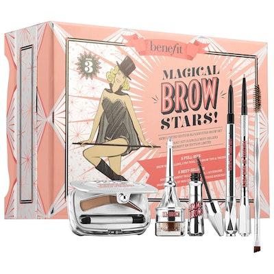 Benefit Cosmetics Magical Brow Stars Blockbuster Brow Set