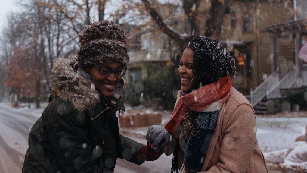 14 pickup lines about the cold weather that will literally break the ice