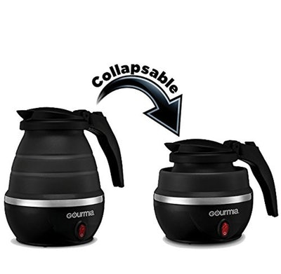 Gourmia Travel Foldable Electric Kettle