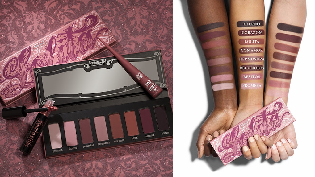 What S In The Kat Von D Lolita Collection 3 Gorgeous New