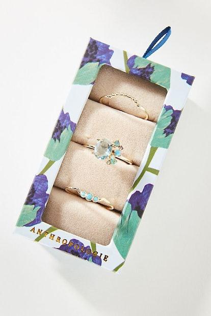 Genevieve Stacker Ring Gift Set