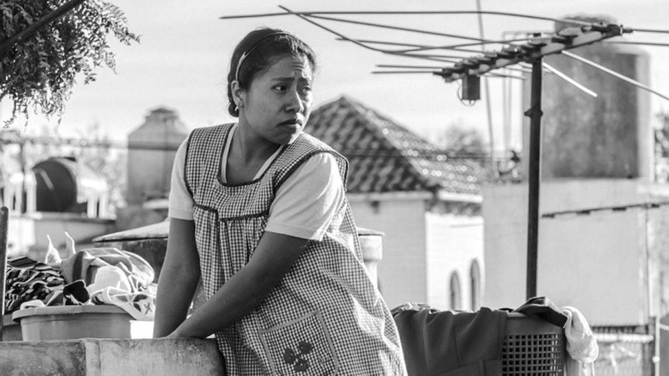 Znalezione obrazy dla zapytania roma cuaron